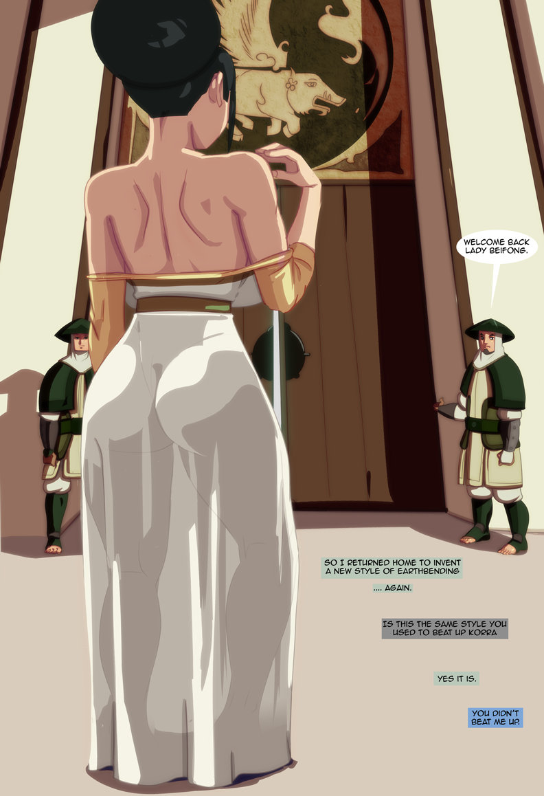 Toph Heavy Part 2 - Page 20