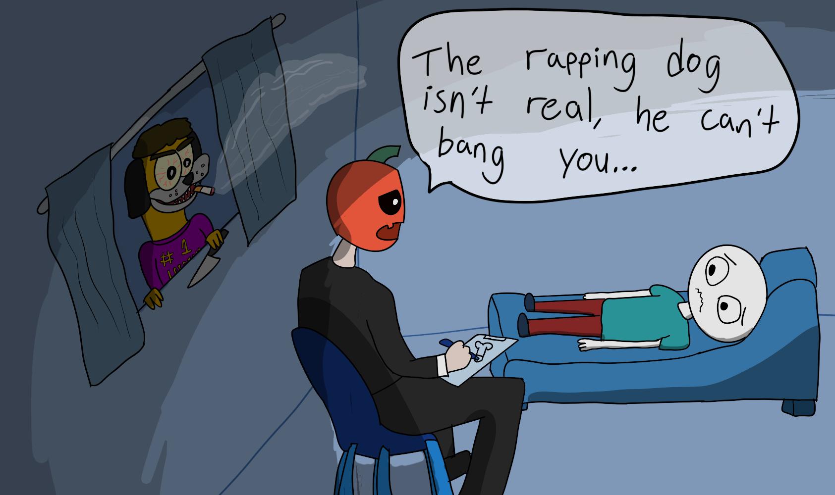 therapist meme