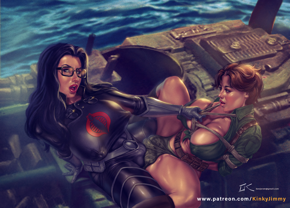 Baroness vs Lady Jaye