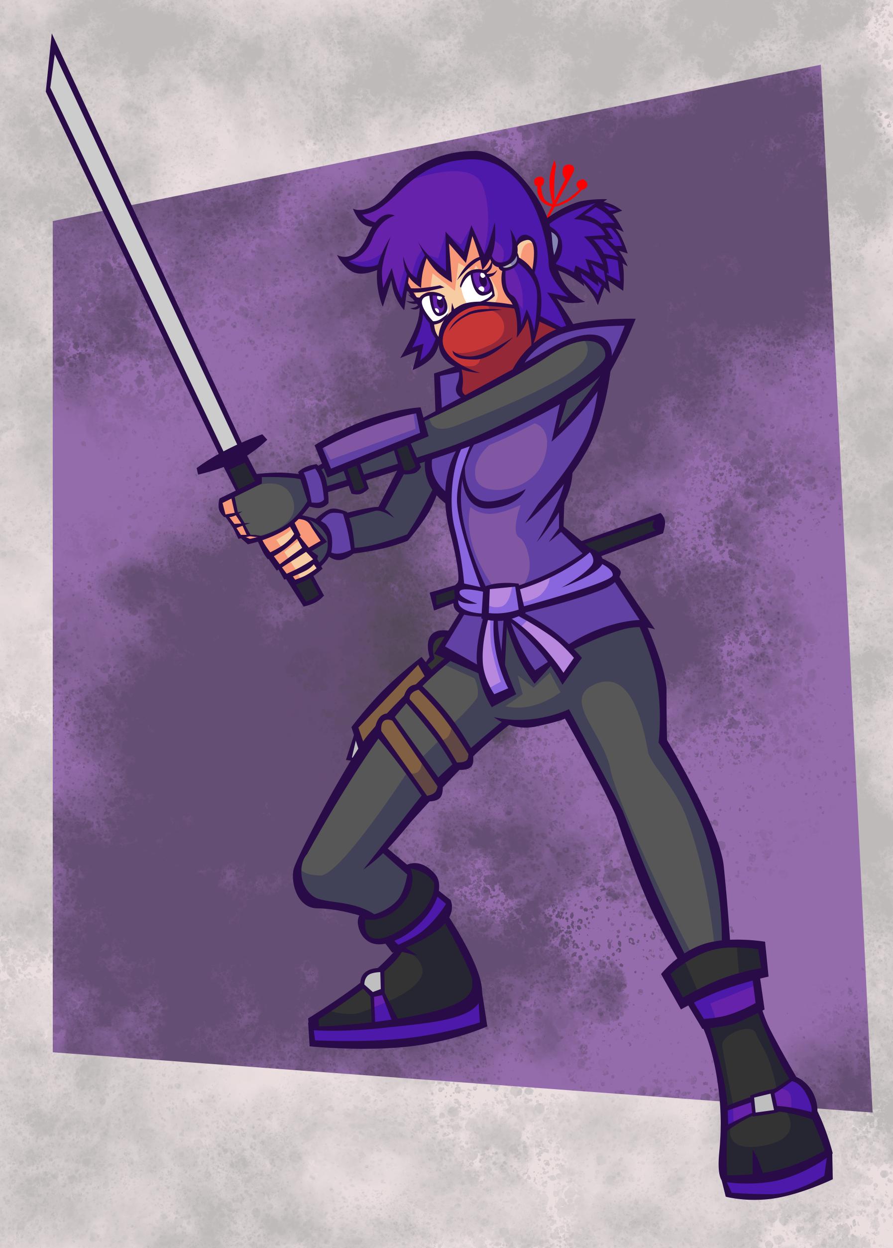 Street Ninja Leilanie