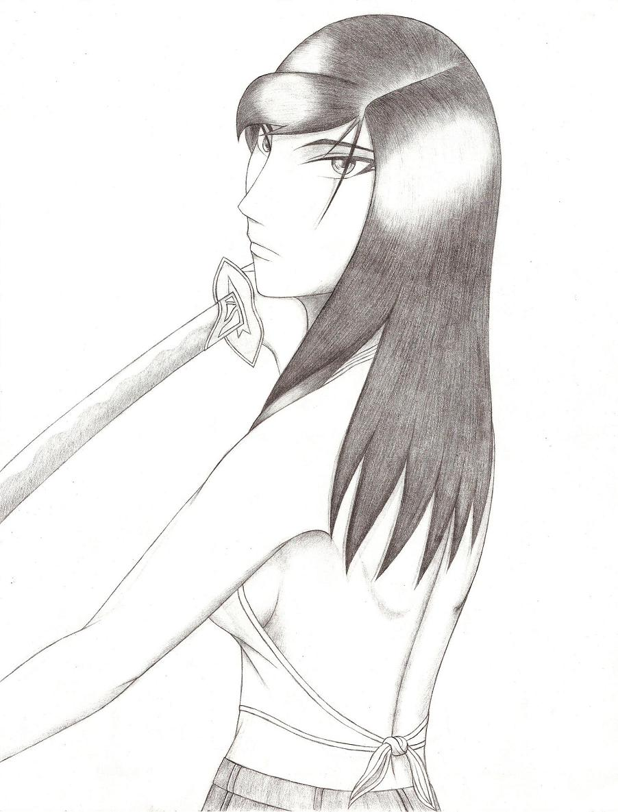 Maria's Sword