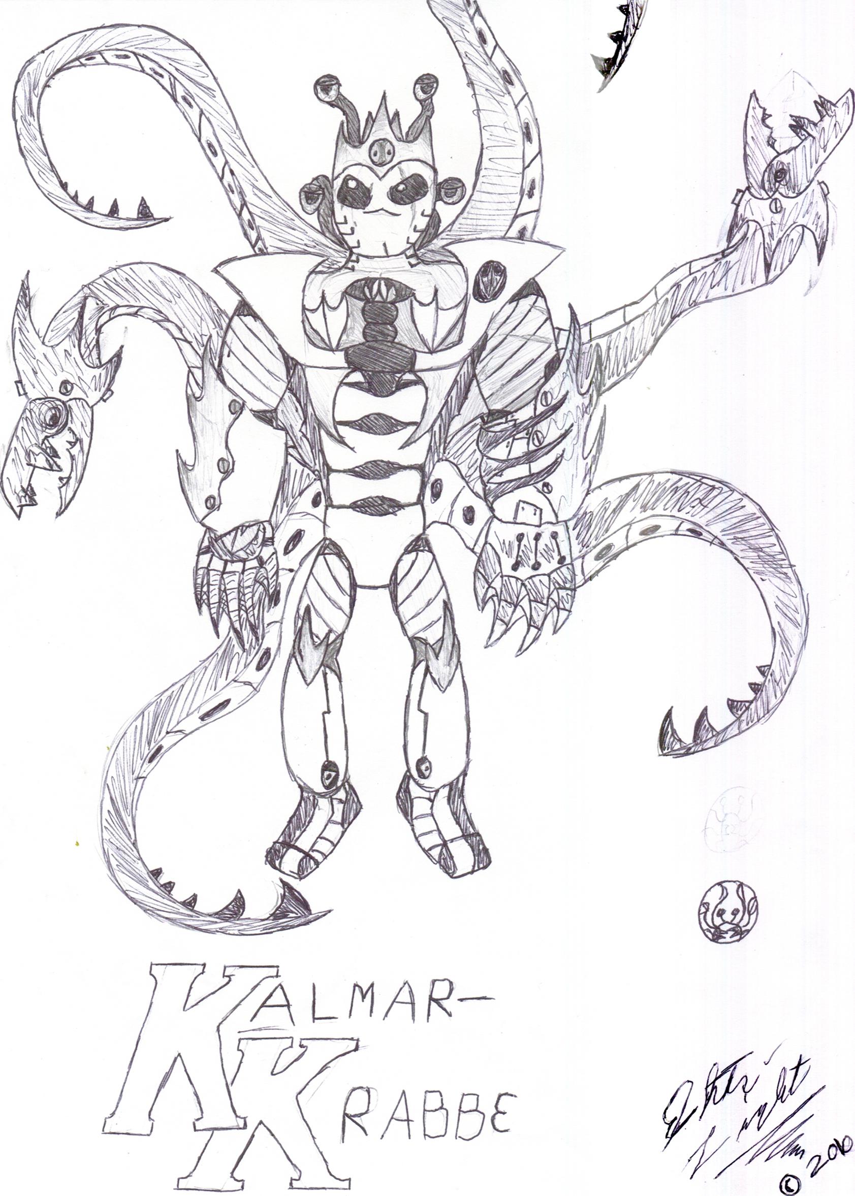 Kalmar-Krabbe