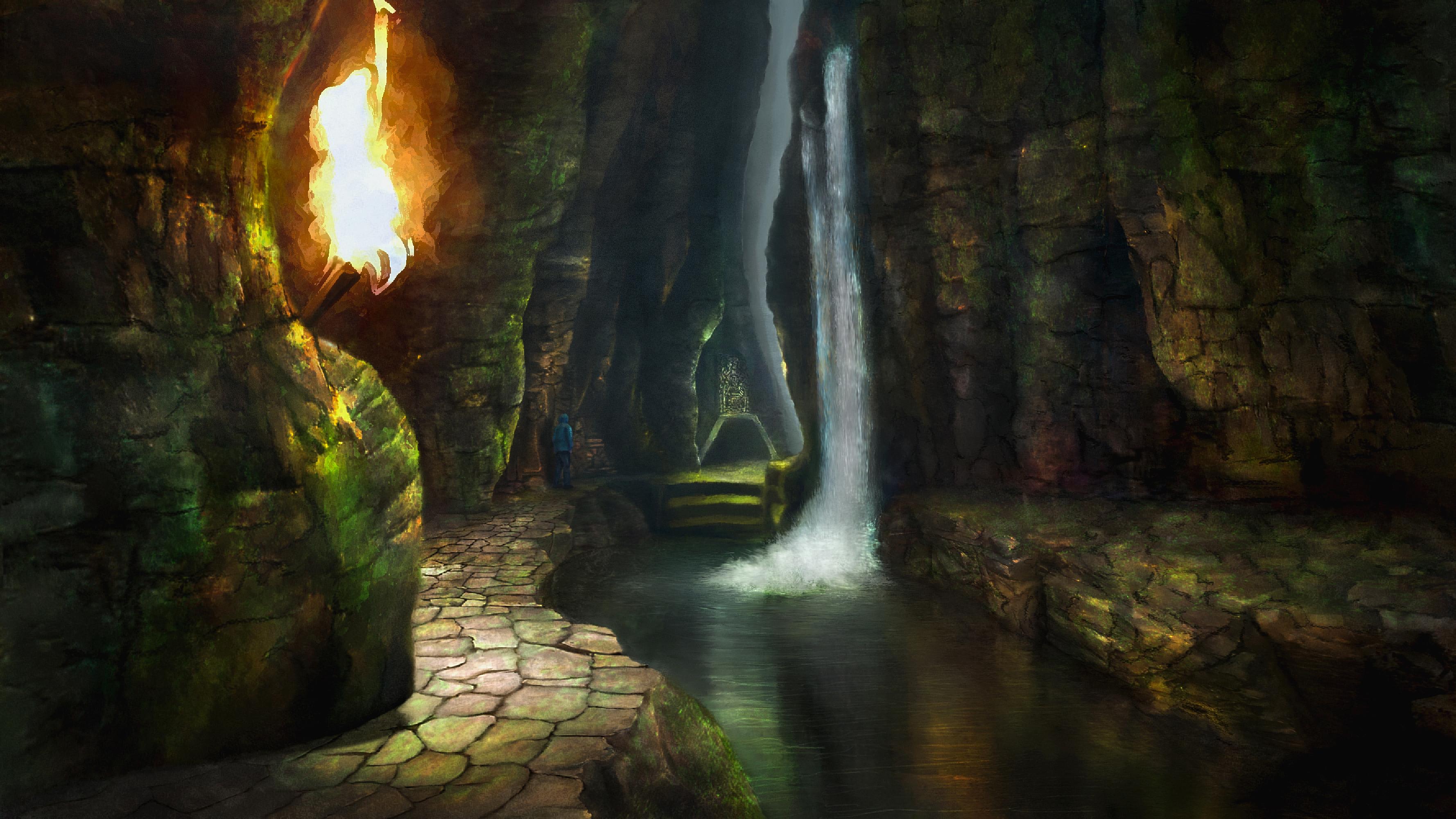 Paul Plays Minecraft - Ep44 Portal to Xibalba - The Underground (Snapshot 3:26)
