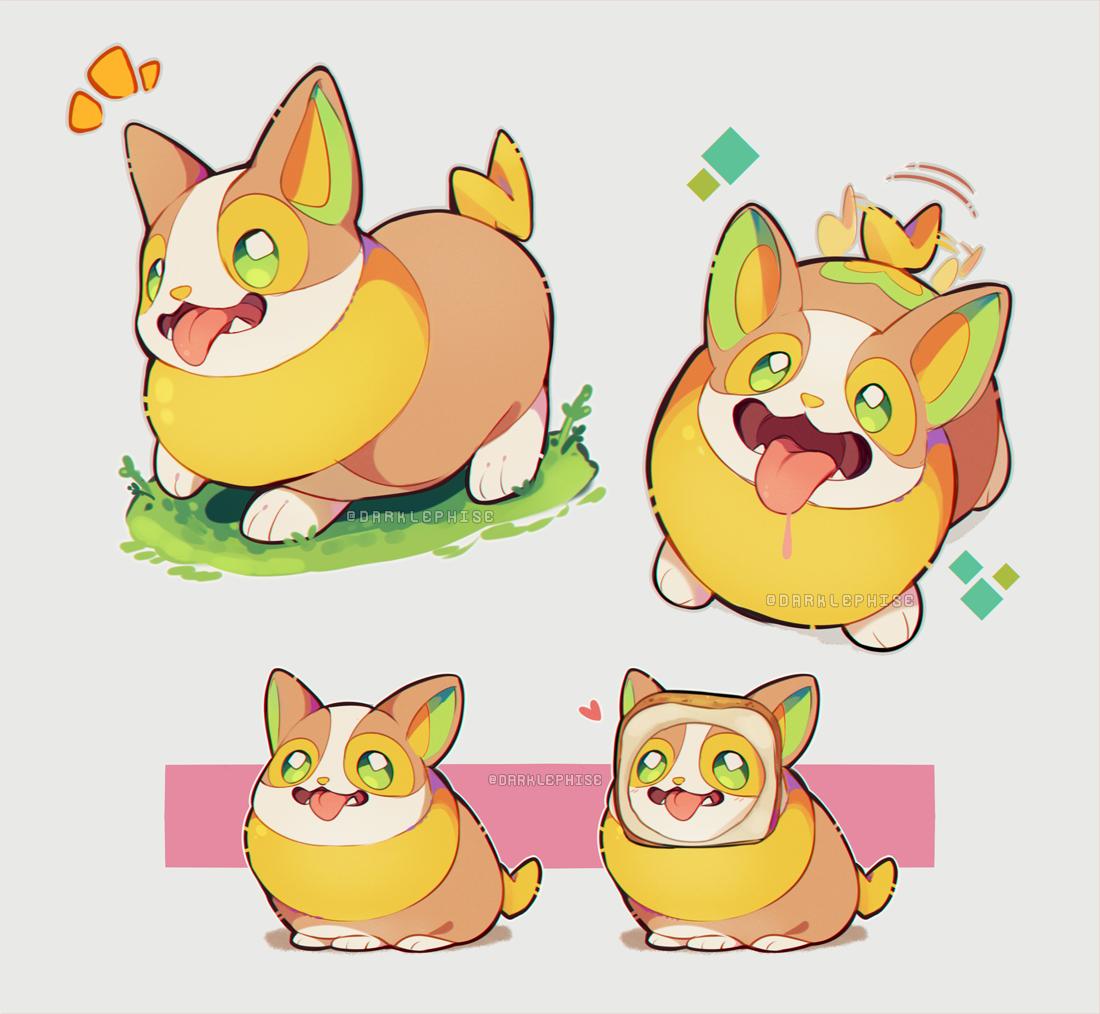 Pokemon - Yamper