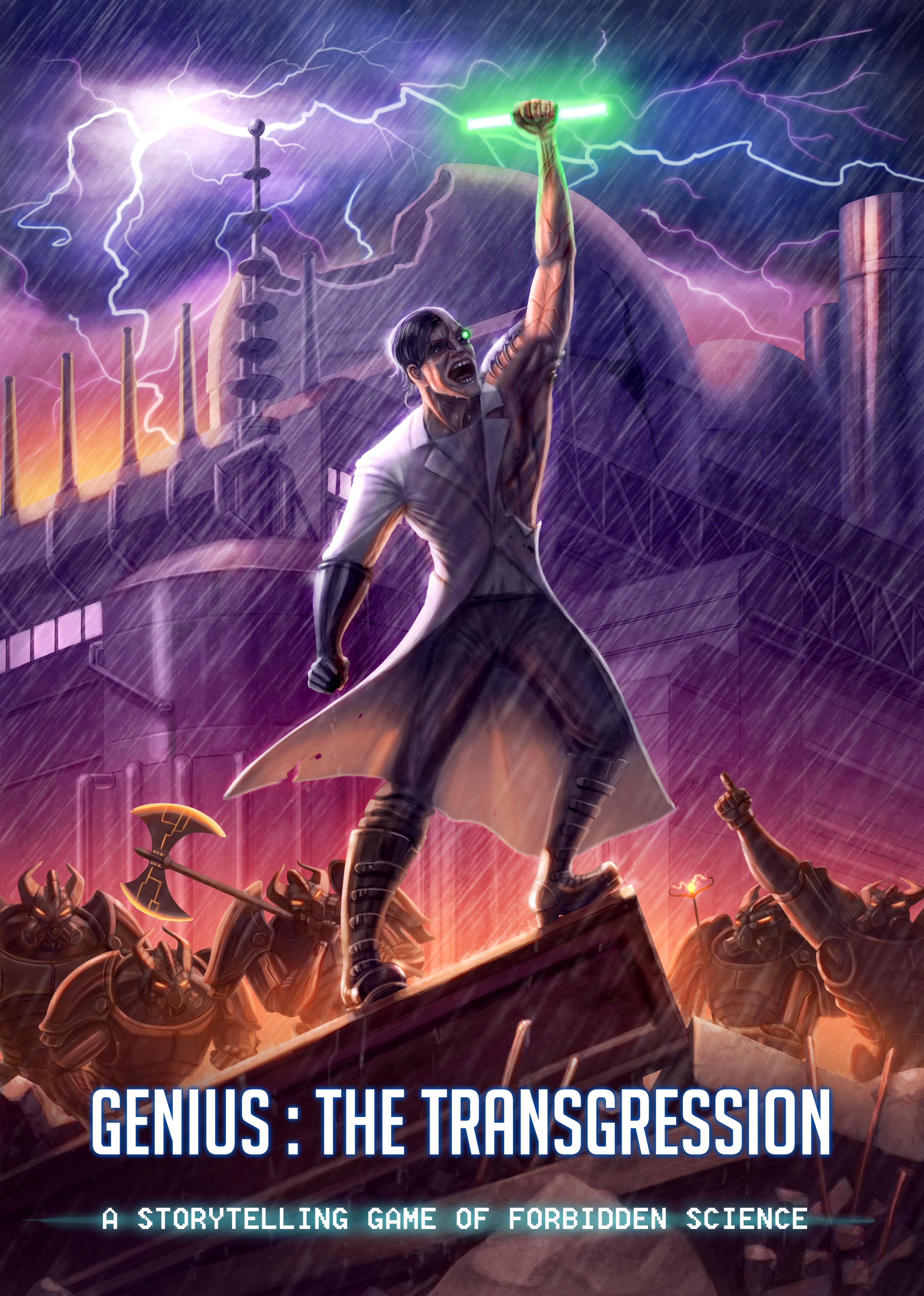 CM - Genius : The Transgression.