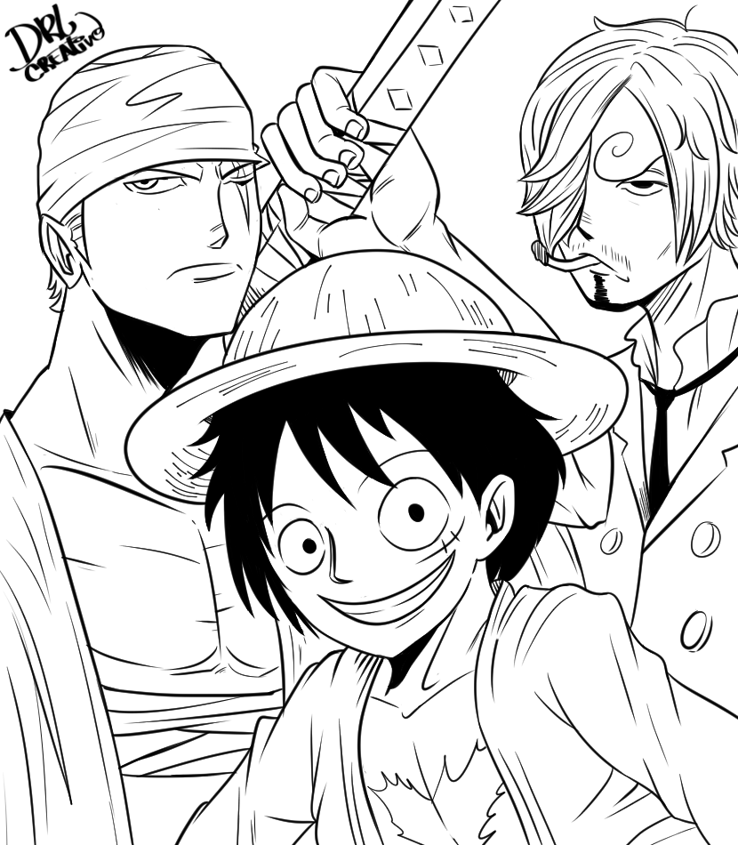 One Piece April 2005