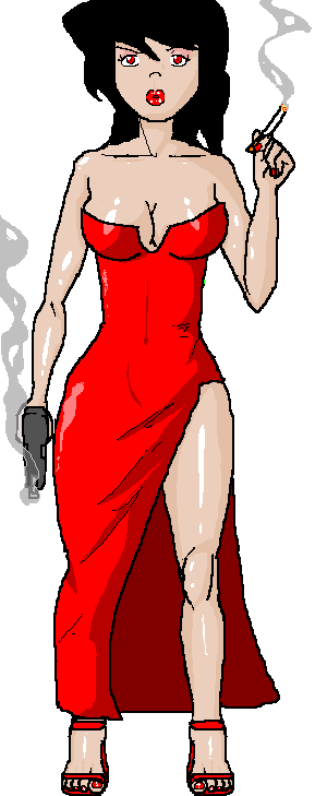Mrs. Red