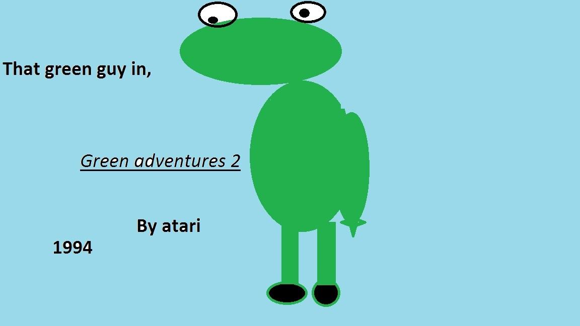 Atari's second lost game