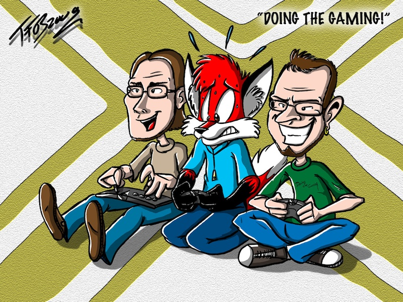 Doing the Gaming!