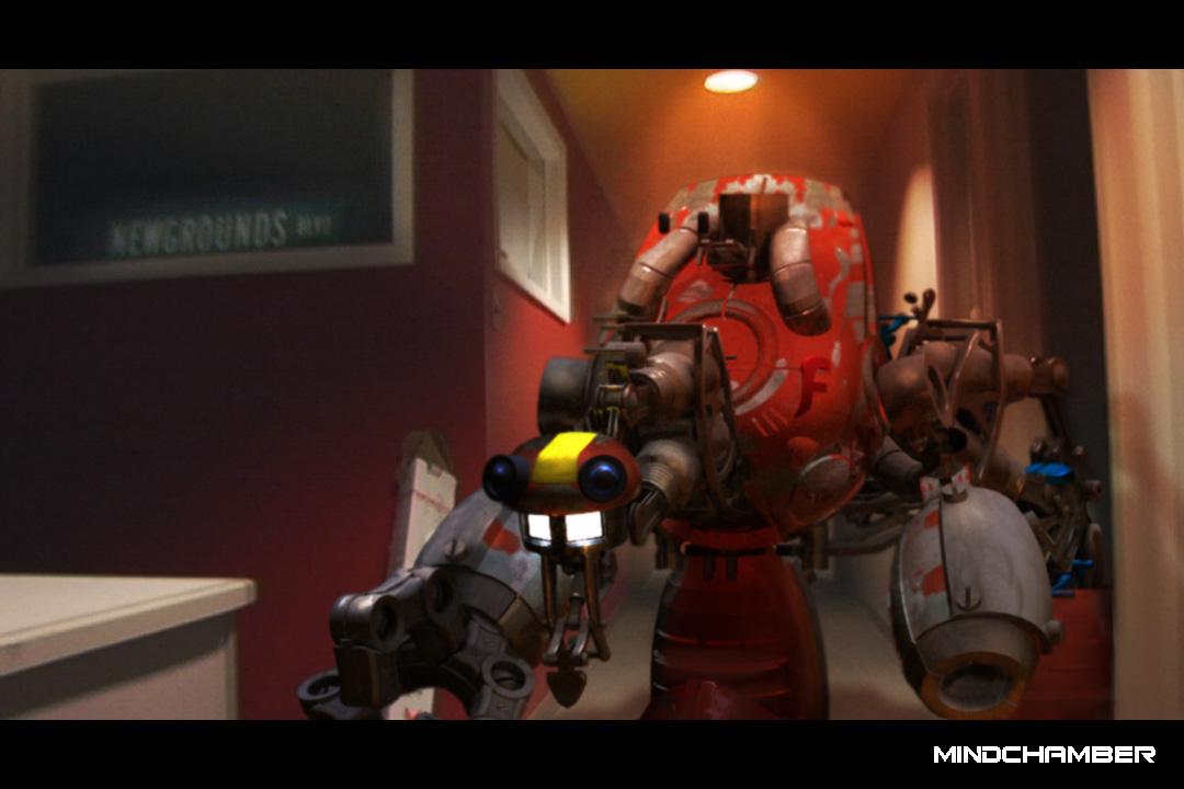 Demonic P-Bot