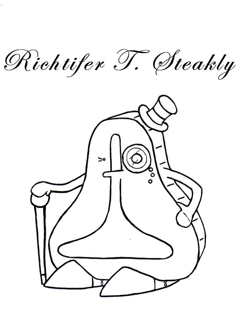Richtifer T. Steakly