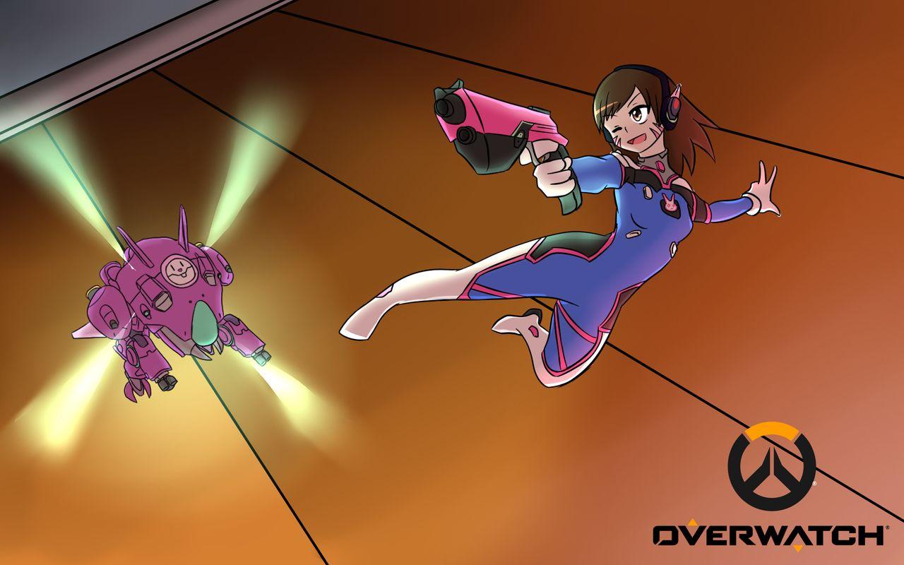 Overwatch:D.Va