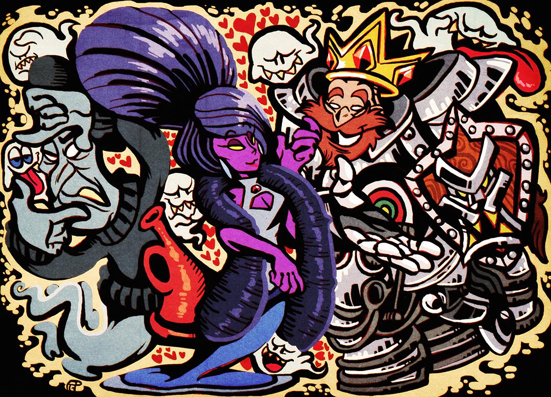 New Ghosties