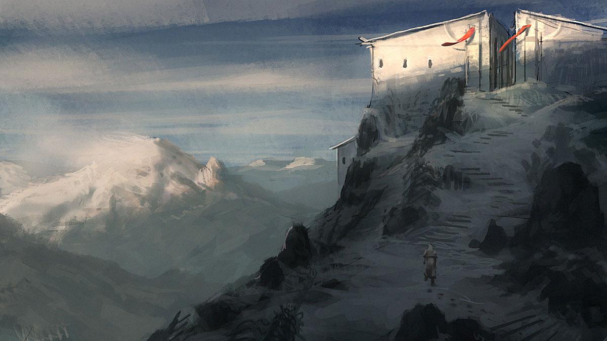 Monastery of Ice