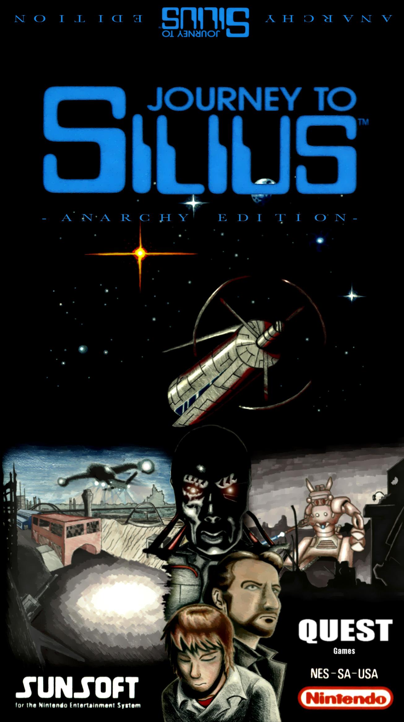 Journey to Silius: Anarchy
