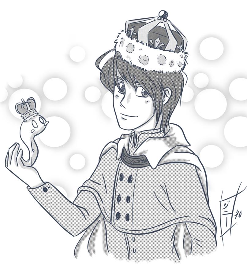 The Lizard Prince