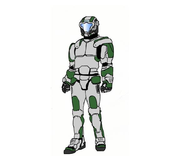 Armor Man