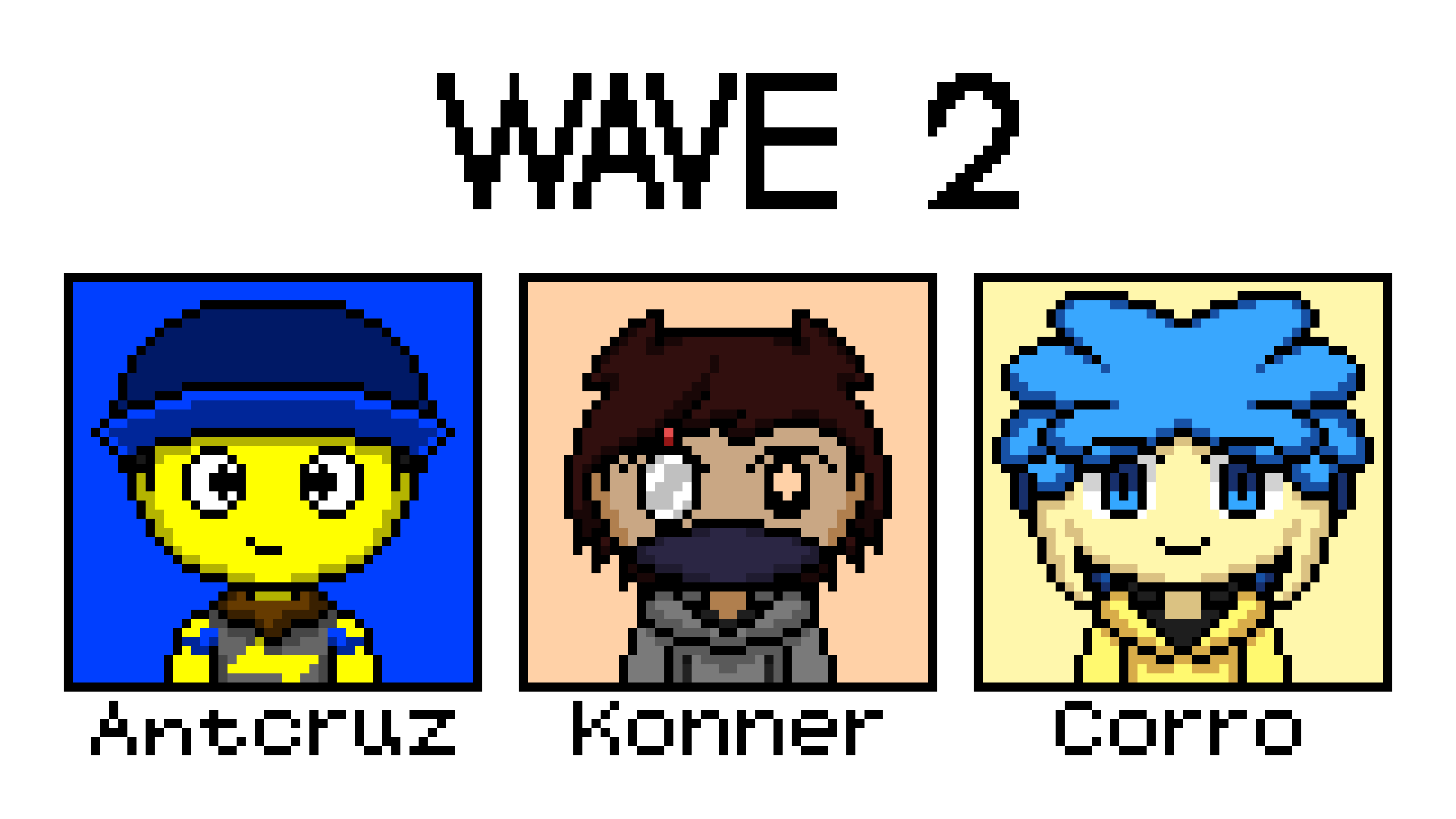Draw OC's thingy [Wave 2]