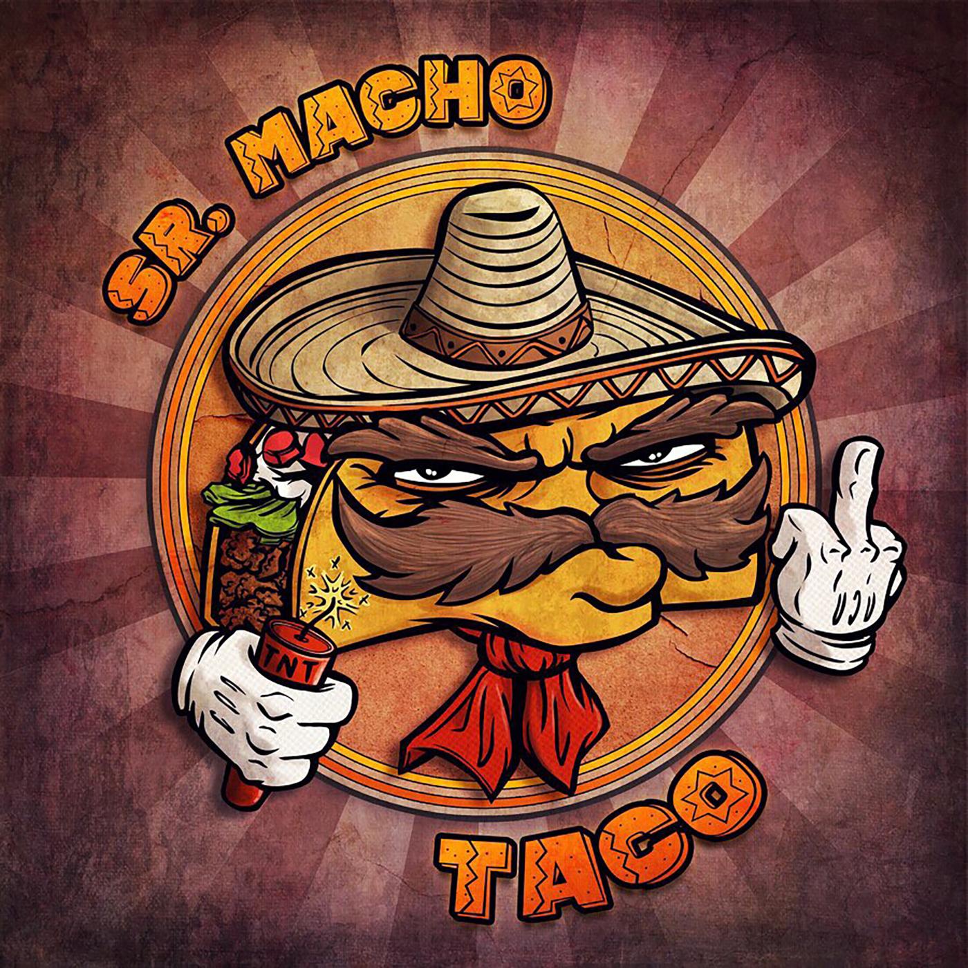 SR. Macho Taco