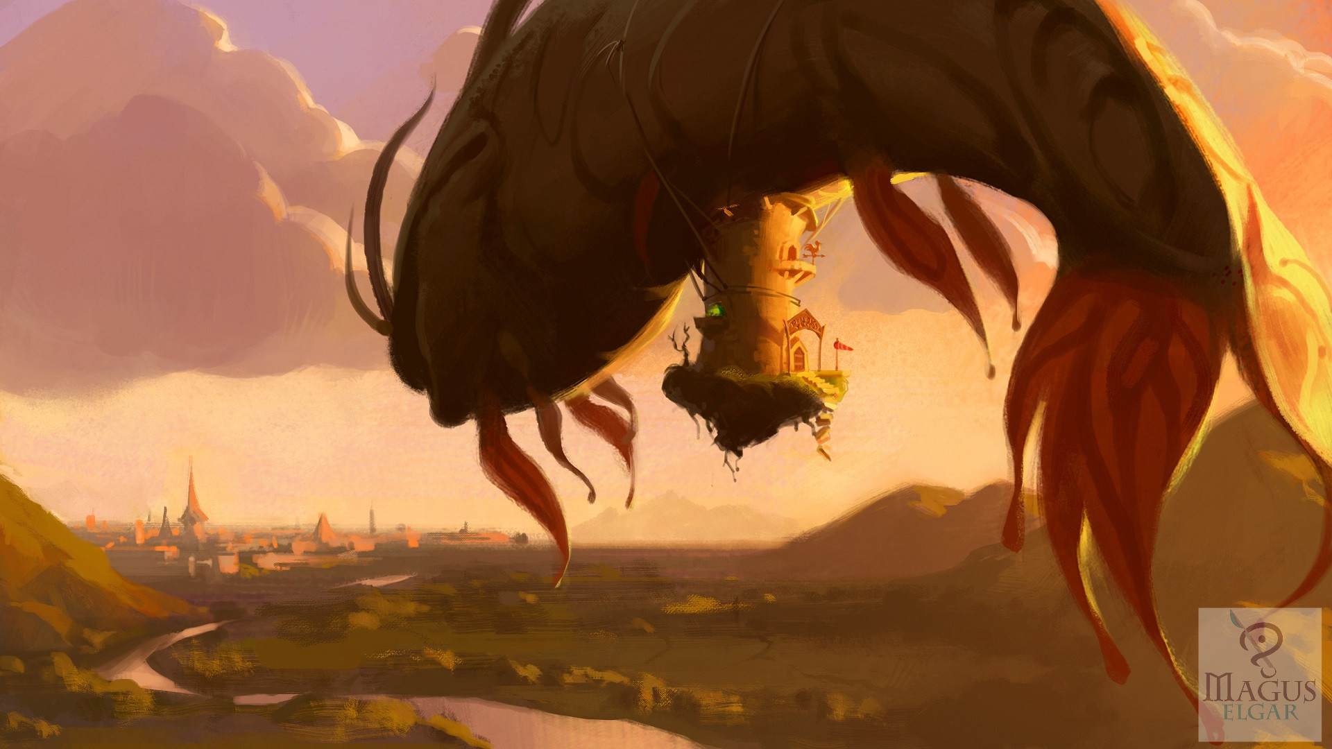 Pernorma Tower: Magus Sagari's Mediocre Trip