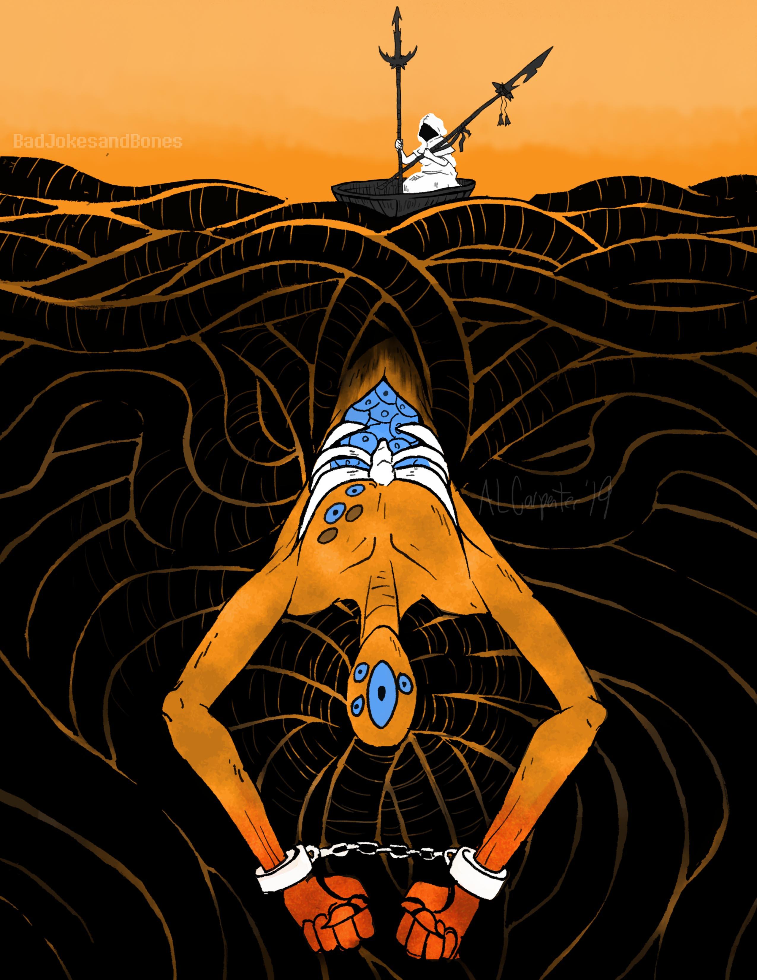 The Sinking Man