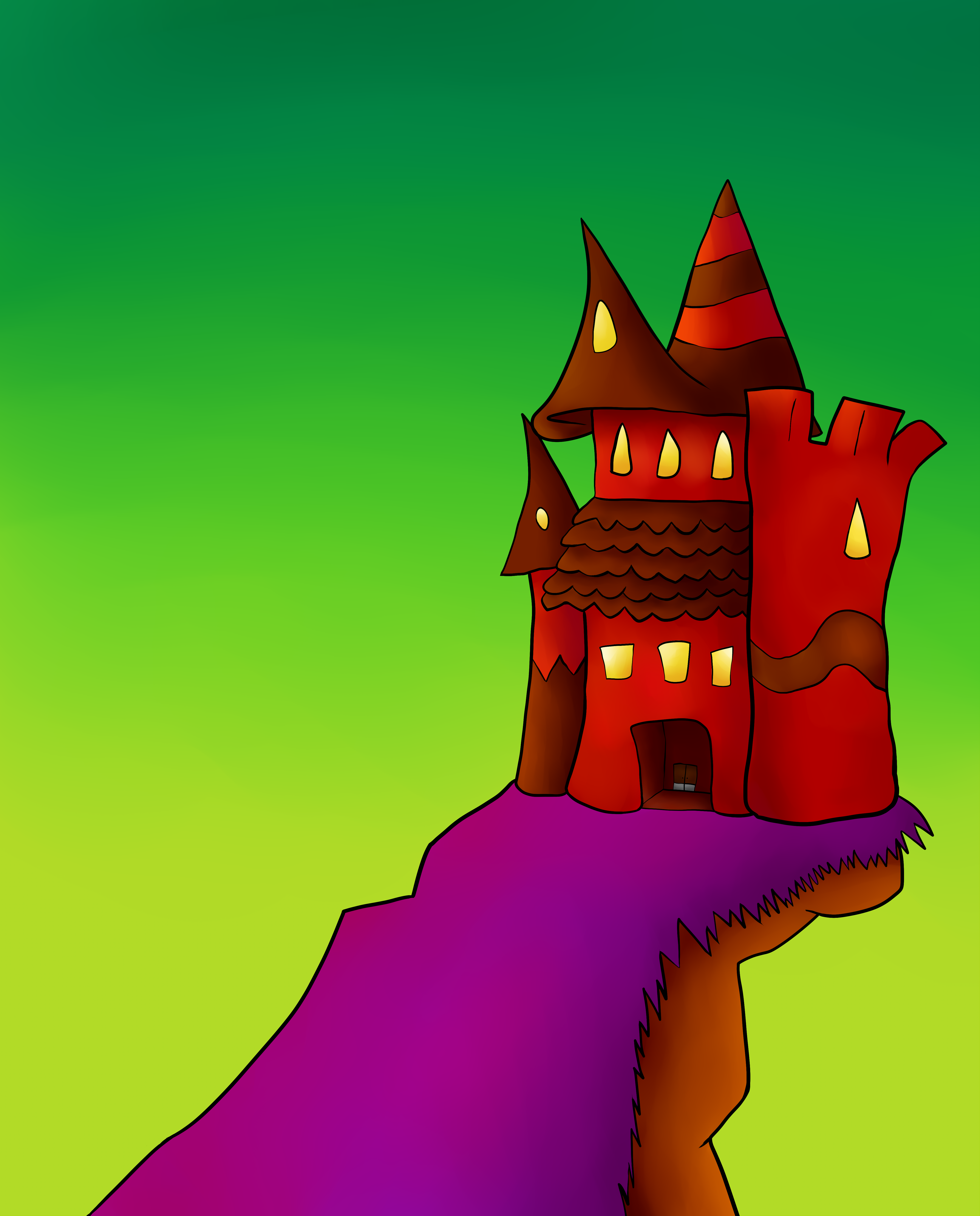 The Castle Of Rept-O-Ray