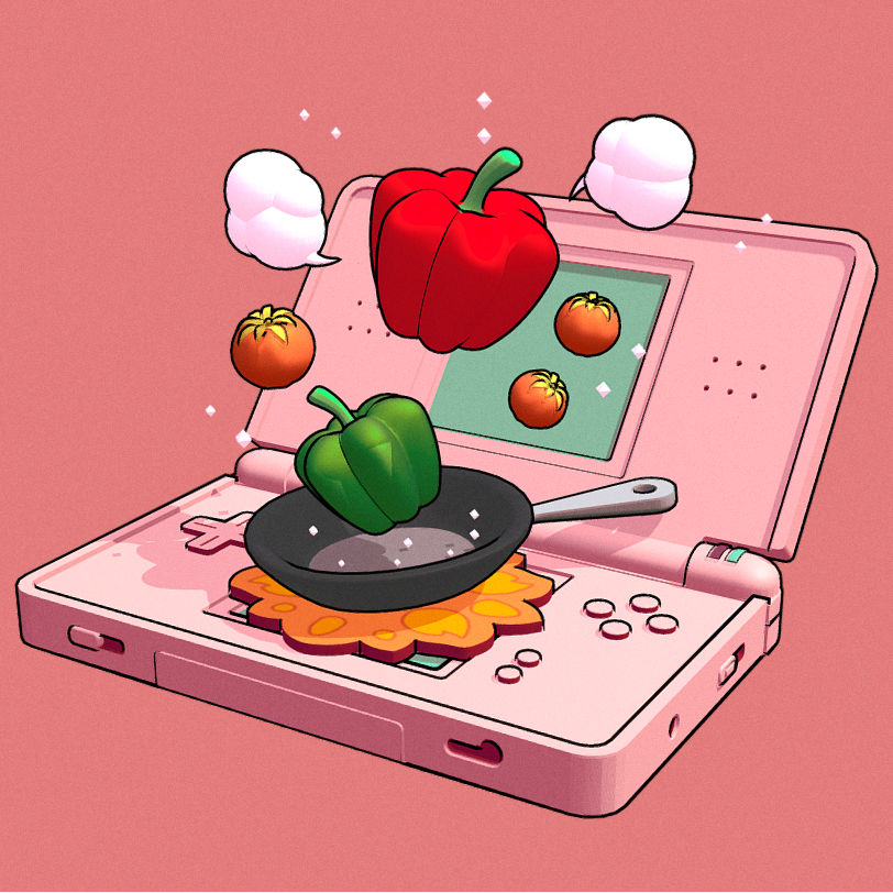Cooking DS