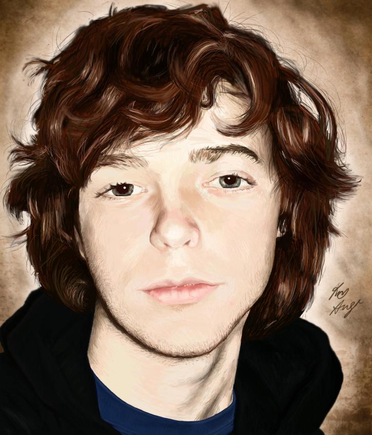 Kris' Self Portrait