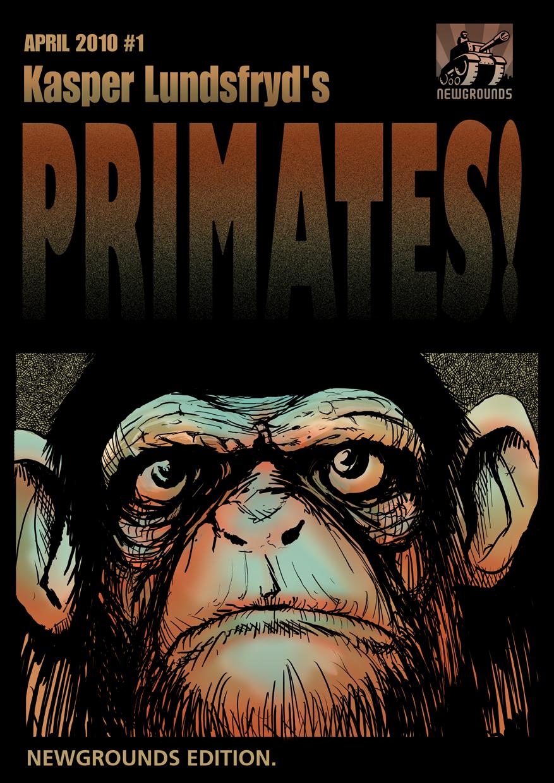 PRIMATES! (1/7)