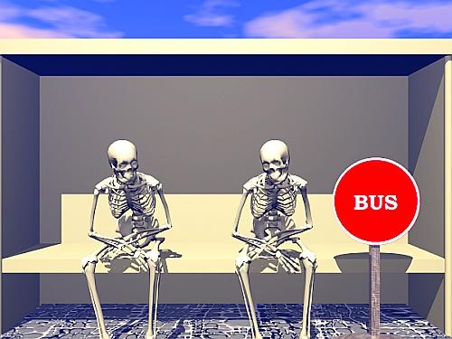 {BT} Been Waiting Long?
