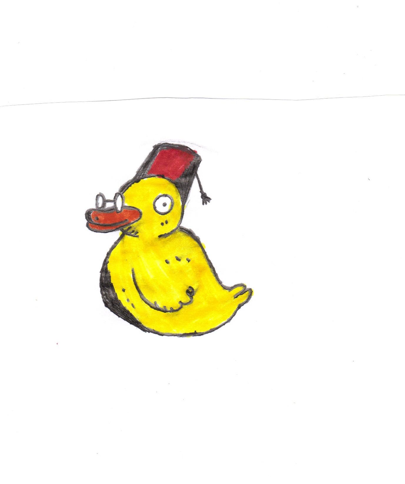 Rubber Ducky!