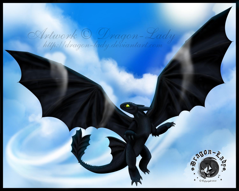 The fastest dragon alive