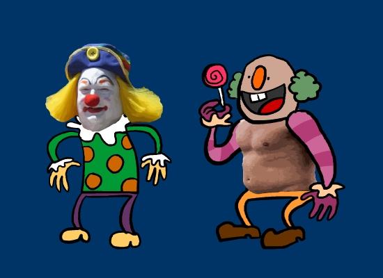 More Limb Clowns