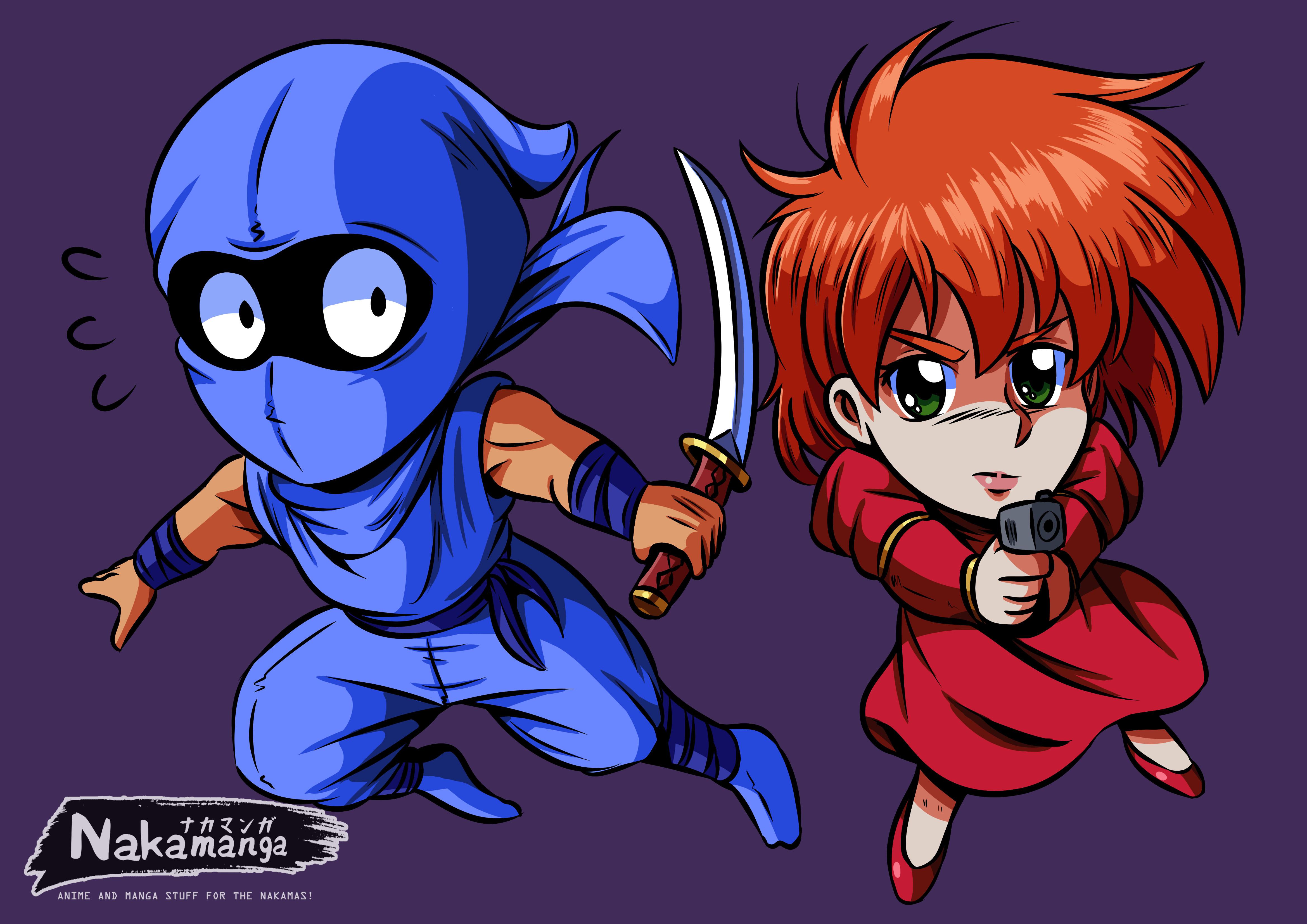 Ryu And Irene Ninja Gaiden By Nakamanga On Newgrounds