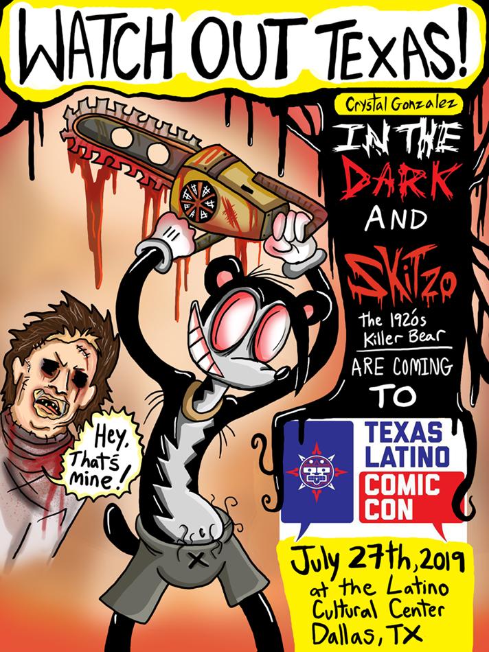 Texas Latino Comic Con