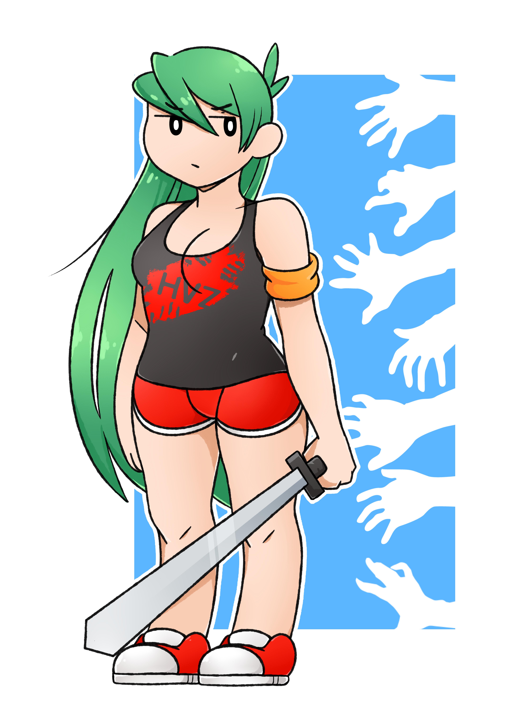 Hkun Sword