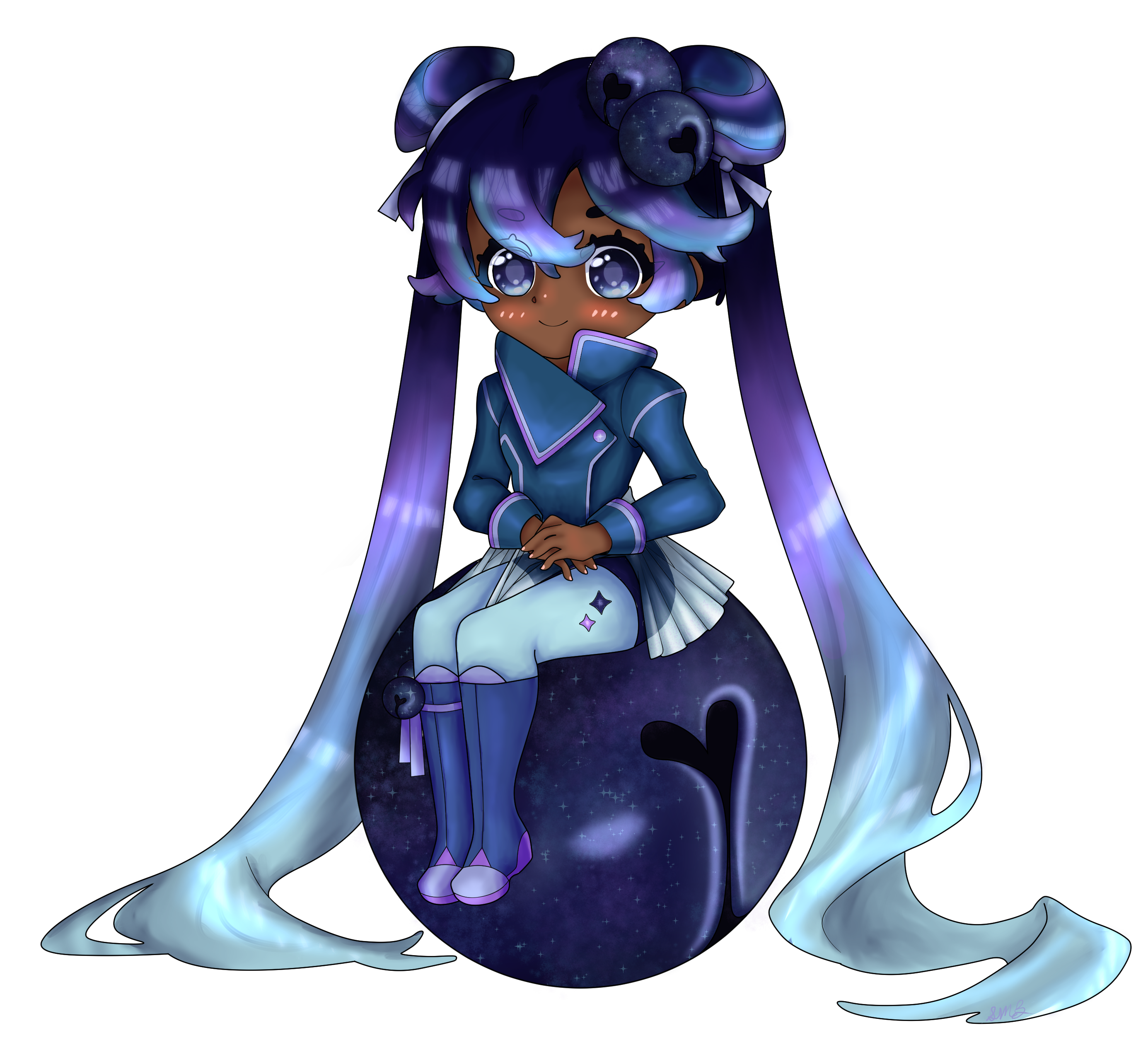 Galaxy Bell (GaiaOnline ColorContest)