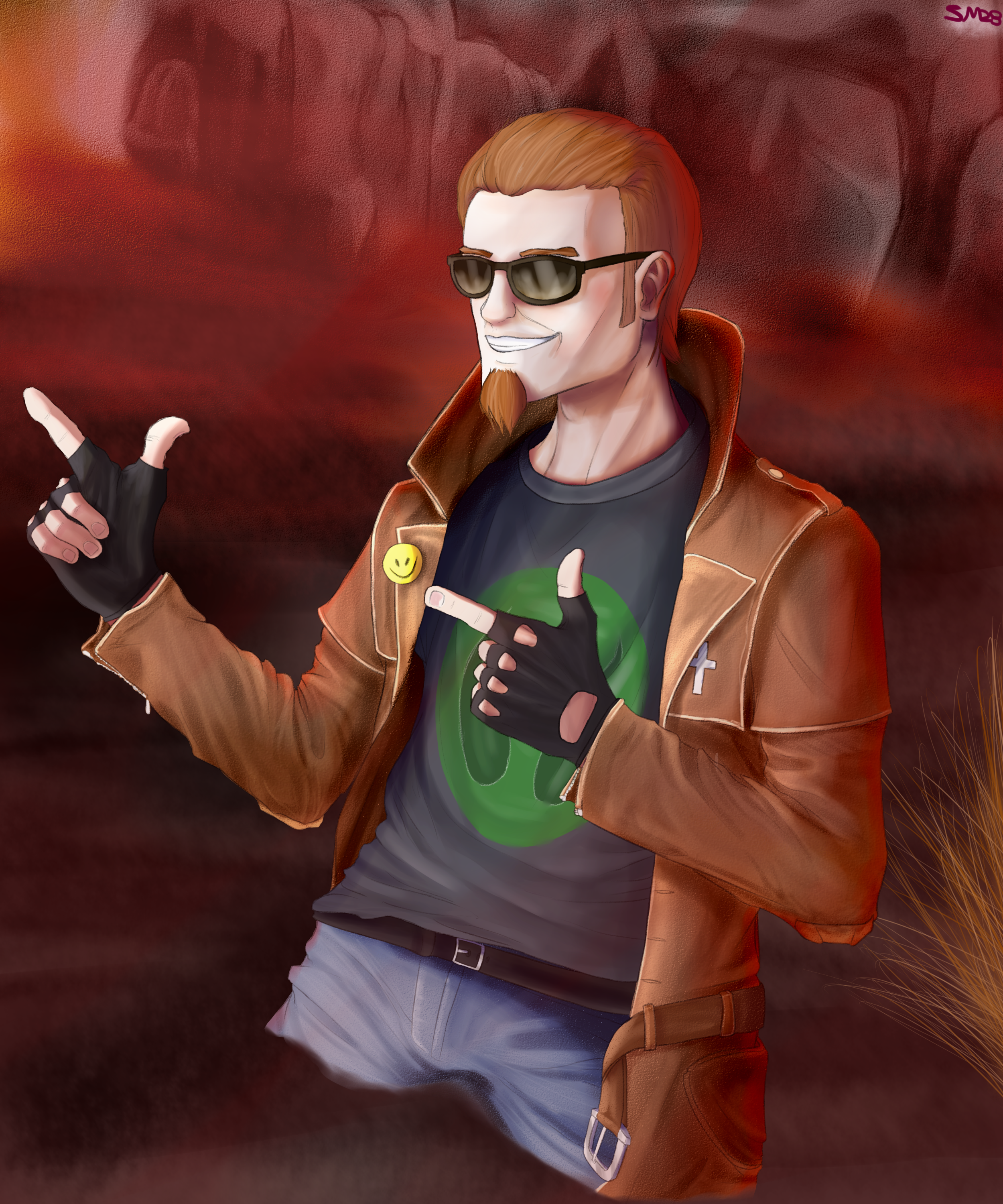 Definitive Postal Dude By Sm28 On Newgrounds