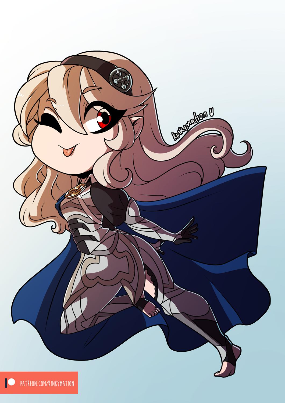 Chibi Dragon Princess