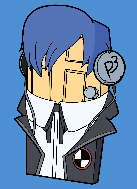 Door-Kun - Persona 3