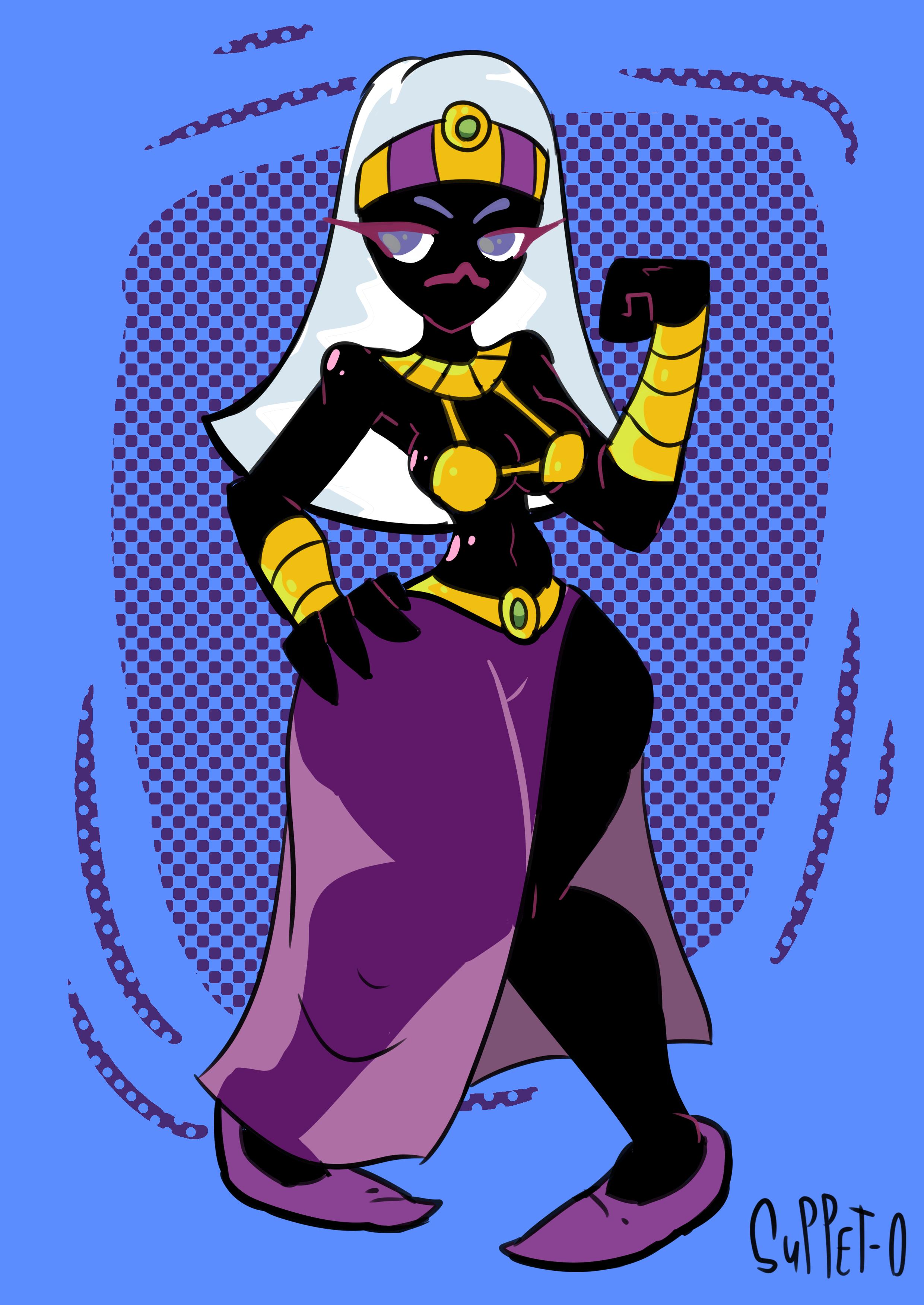 The Martian Queen