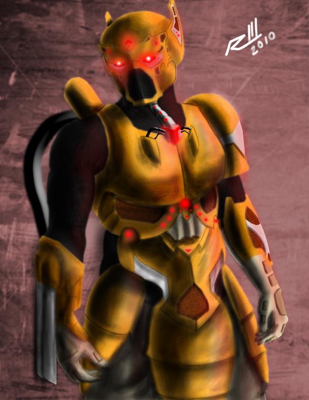 Keldoran Soldier Concept