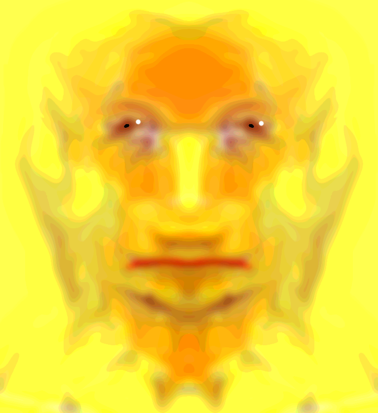 burning eyes picture face