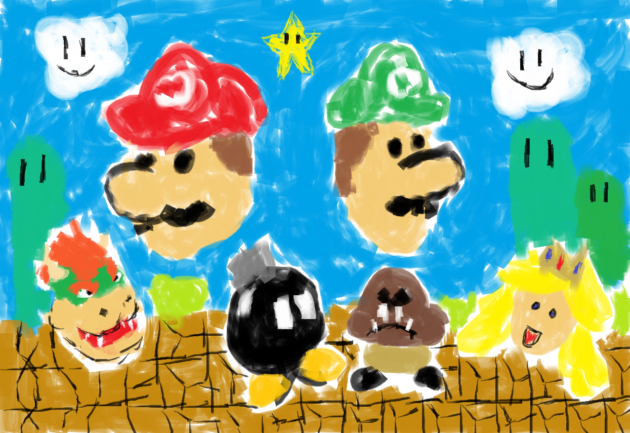 Mario Boredom Result