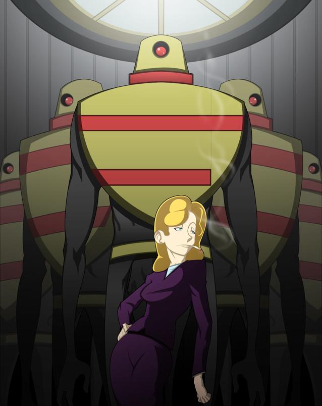 Gigante Robo Corps.