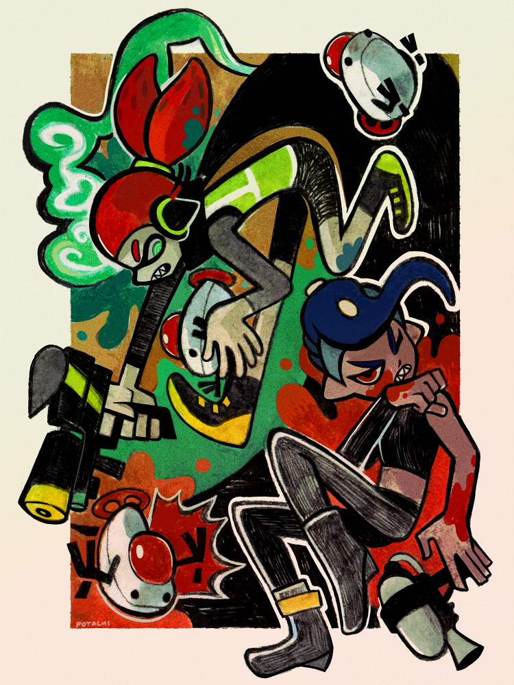 Battle With Agent 3