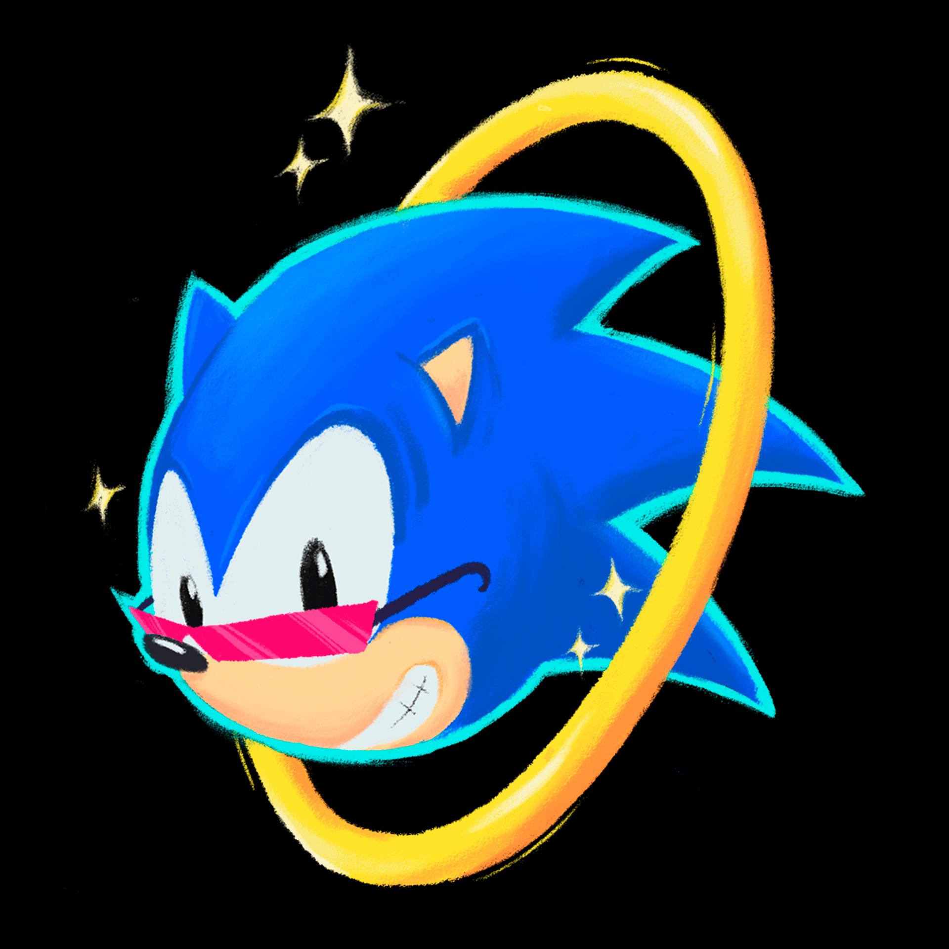 Sonic The Hedgehog FANART
