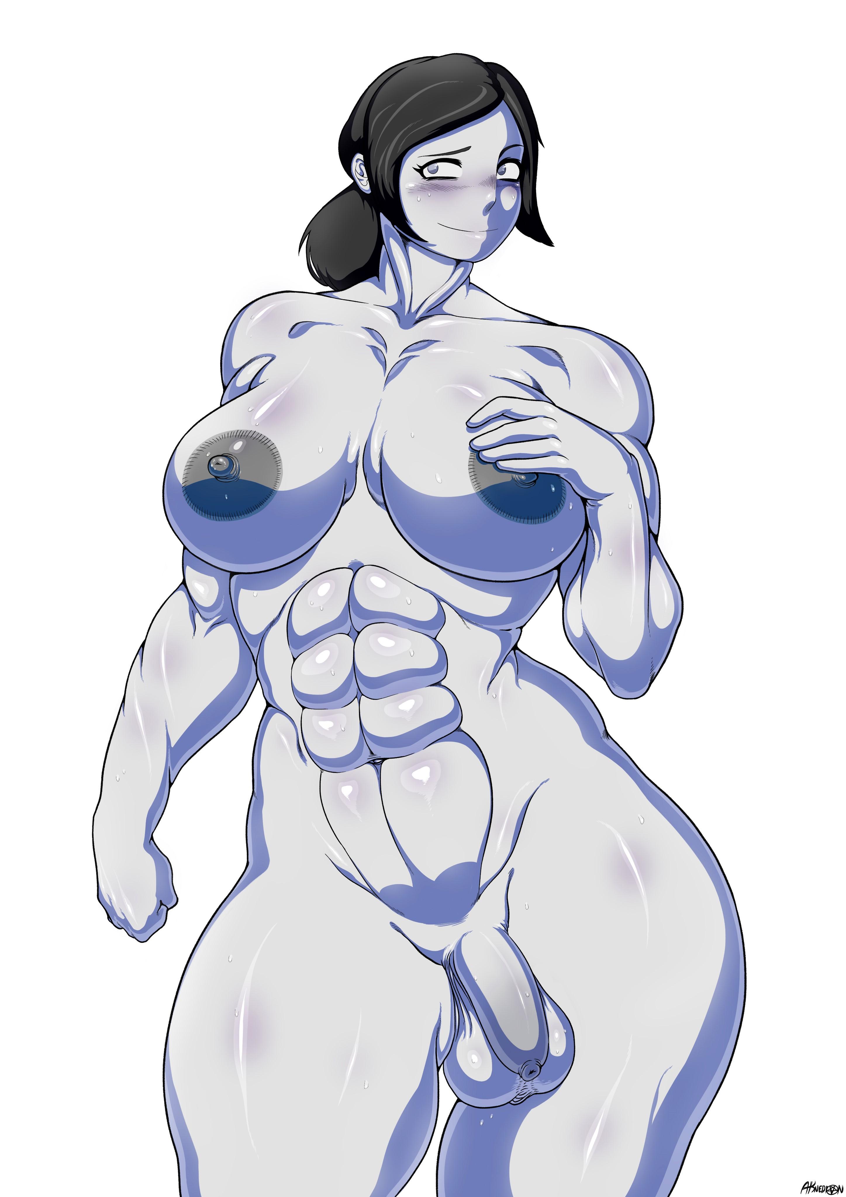 Alexis bledel naked butt