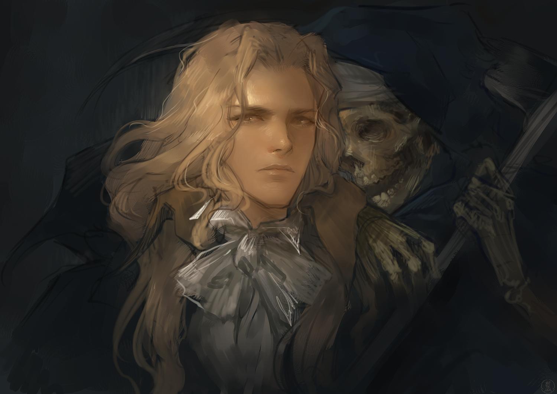 Castlevania painting