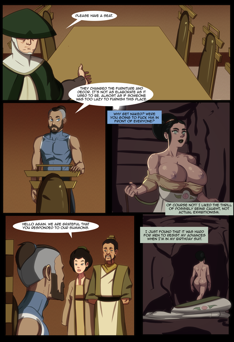 Toph Heavy Part 2 - Page 28